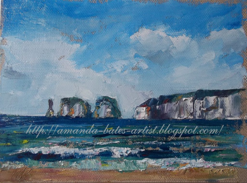 Old Harry Rocks £120