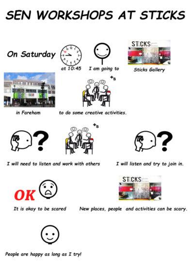 workshops Social Story