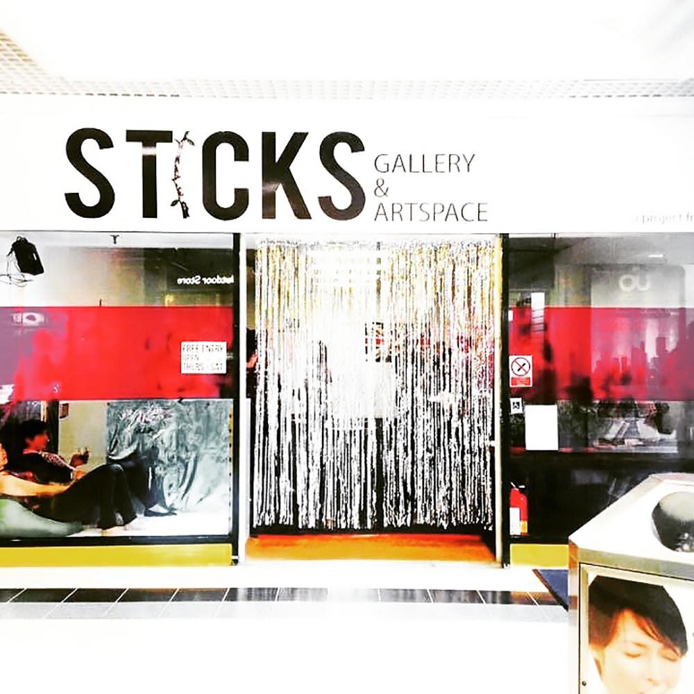 Sticks Exterior