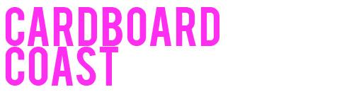 Cardboard Coast title